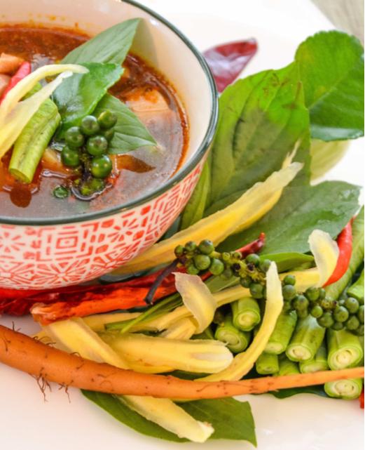 Gaeng Pah - Jungle Curry