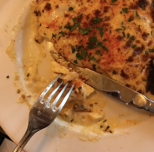 Consuming the Omelette