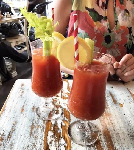 El Ganso Bloody Mary