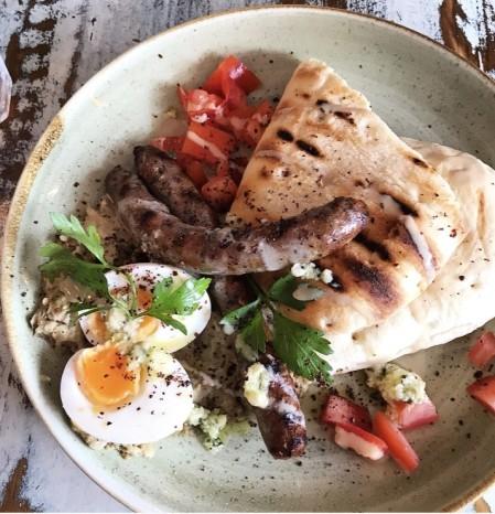 El Ganso Breakfast