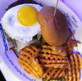 Stardust Burger